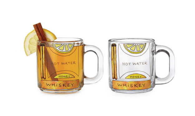 gifts for drinkers - hot toddy glasses