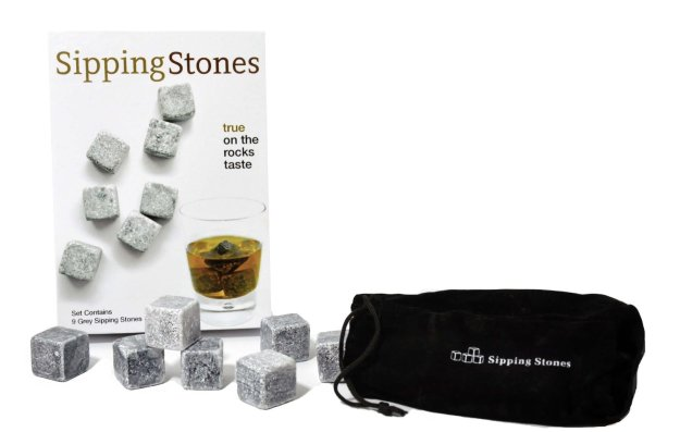 gifts for drinkers -whiskey stones