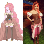 meggyfin does Steampunk Princess Bubblegum