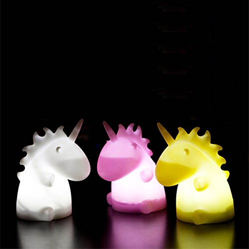 unicorn lights as white elephant gifts