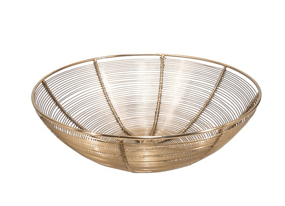 Threshold Metal Wire Bowl Small