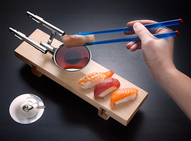 star trek sushi set