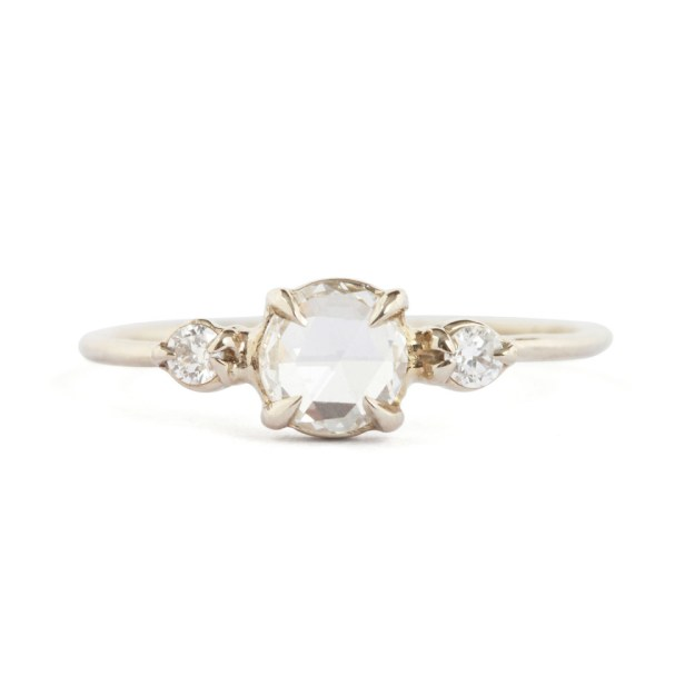 Catbird's Odette The Swan ring