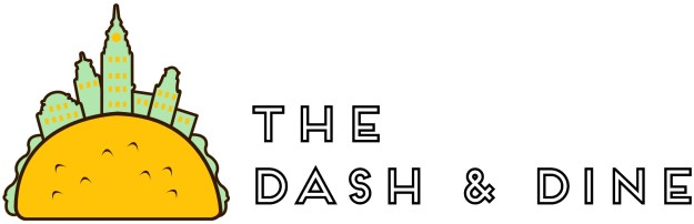 the dash and dine logo