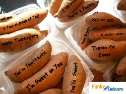 Sweet Potato Bouquet