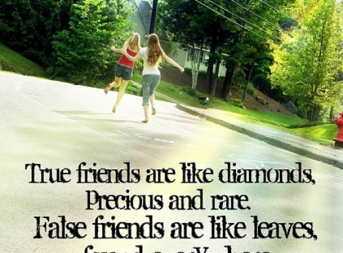 true friend quote