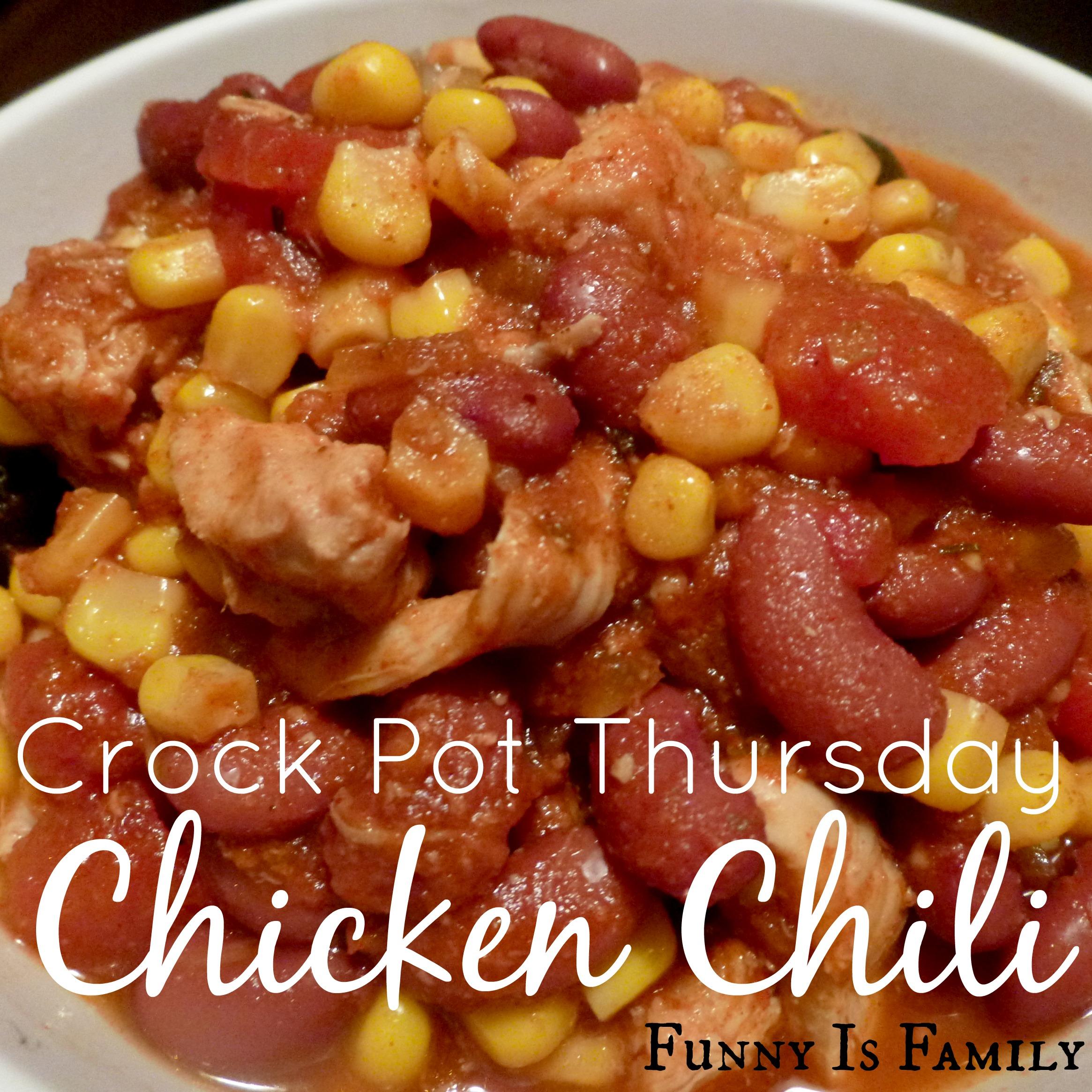 Fullsize Of Easy Chicken Chili