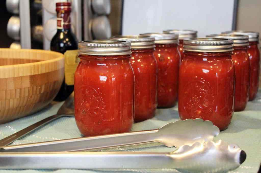Let jars rest for 12 hours