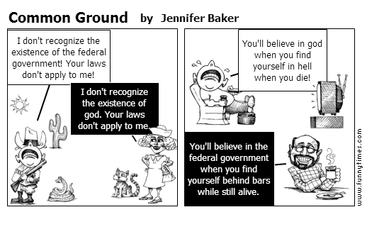 Common Ground by Jennifer Baker