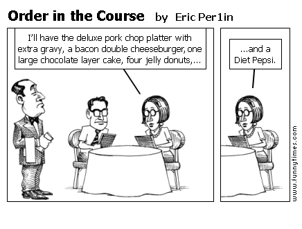 Order in the Course by Eric Per1in