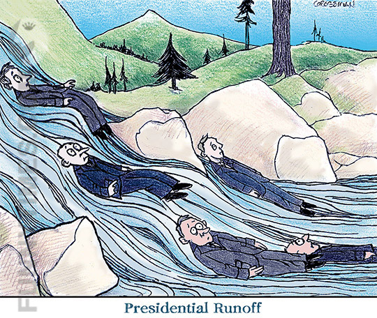 Grossman - Presidential Runoff