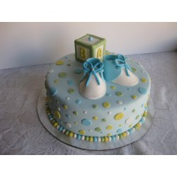 Small Crop Of Baby Boy Shower Cakes