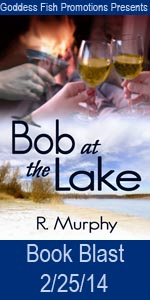 Bob at the LakeBook Cover Banner copy
