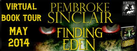 Finding Eden Banner 450 x 169