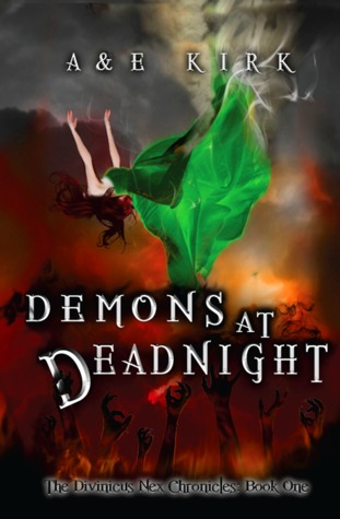 Divinicus nex Demons at deadnight OLD cover