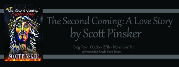 Second Coming banner by Scott Pinsker
