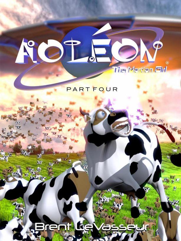 Aoleon 4  The Martian Girl Part Four