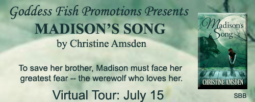 Madisons Song banner