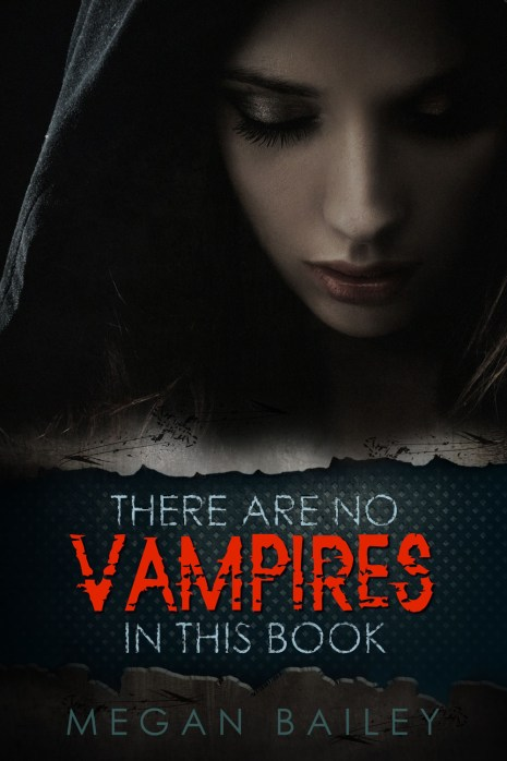 There Are No Vampires InThis Book cover