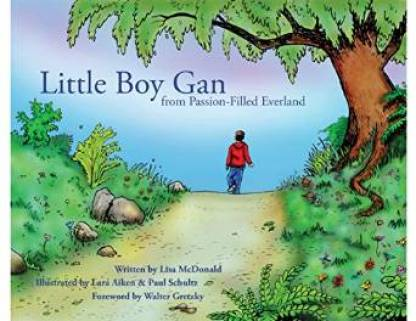 Little Boy Gan cover