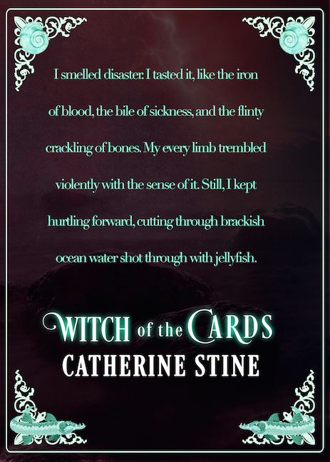 Witch of the Cards teaser 3