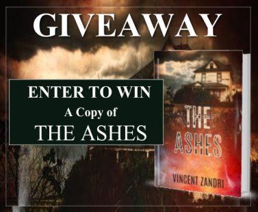 Ashes giveaway