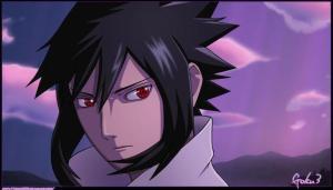 sasuke ganteng pisun