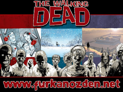 The Walking Dead Çizgi Roman Serisi - 50 Cilt Tek Link Torrent