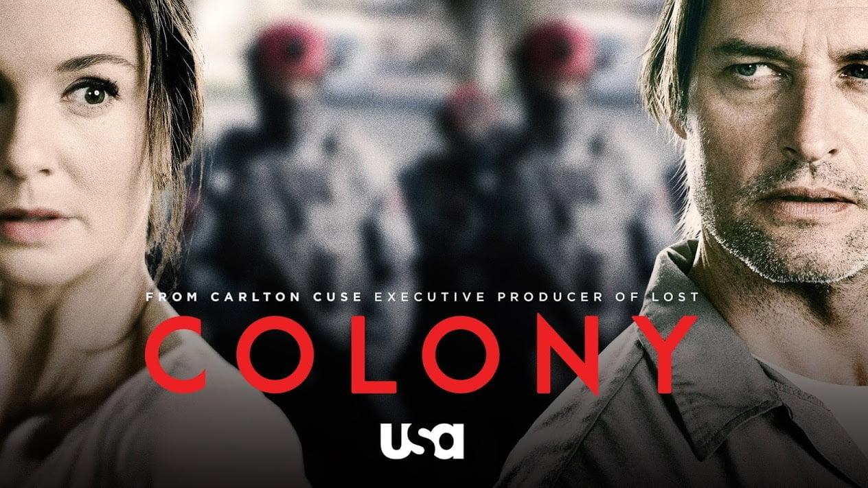 colony-dizisi