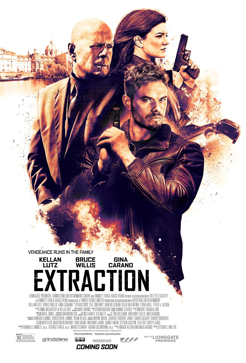 extraction 2016 poster