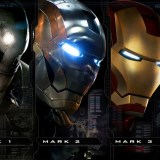 iron man suit version wallpaper