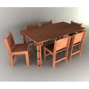 Full Dining Room Collection 1