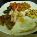 English Breakfast with a twist