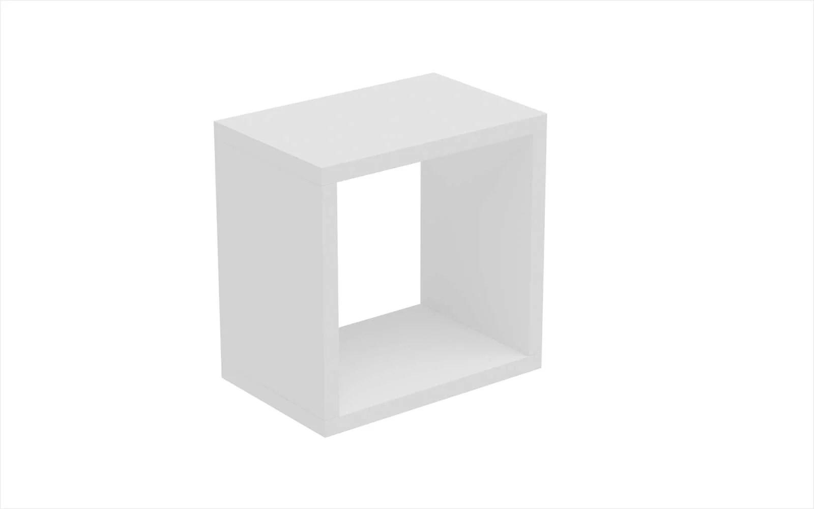 Fullsize Of Square Floating Shelves