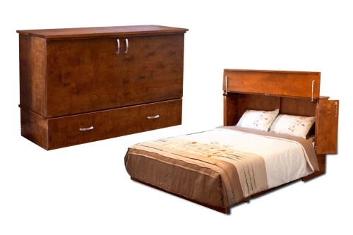Medium Of Murphy Bed Cabinet