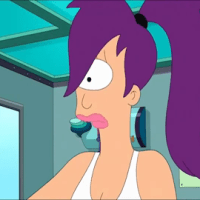 And this time Leela herself will seduce Zapp Brannigan!