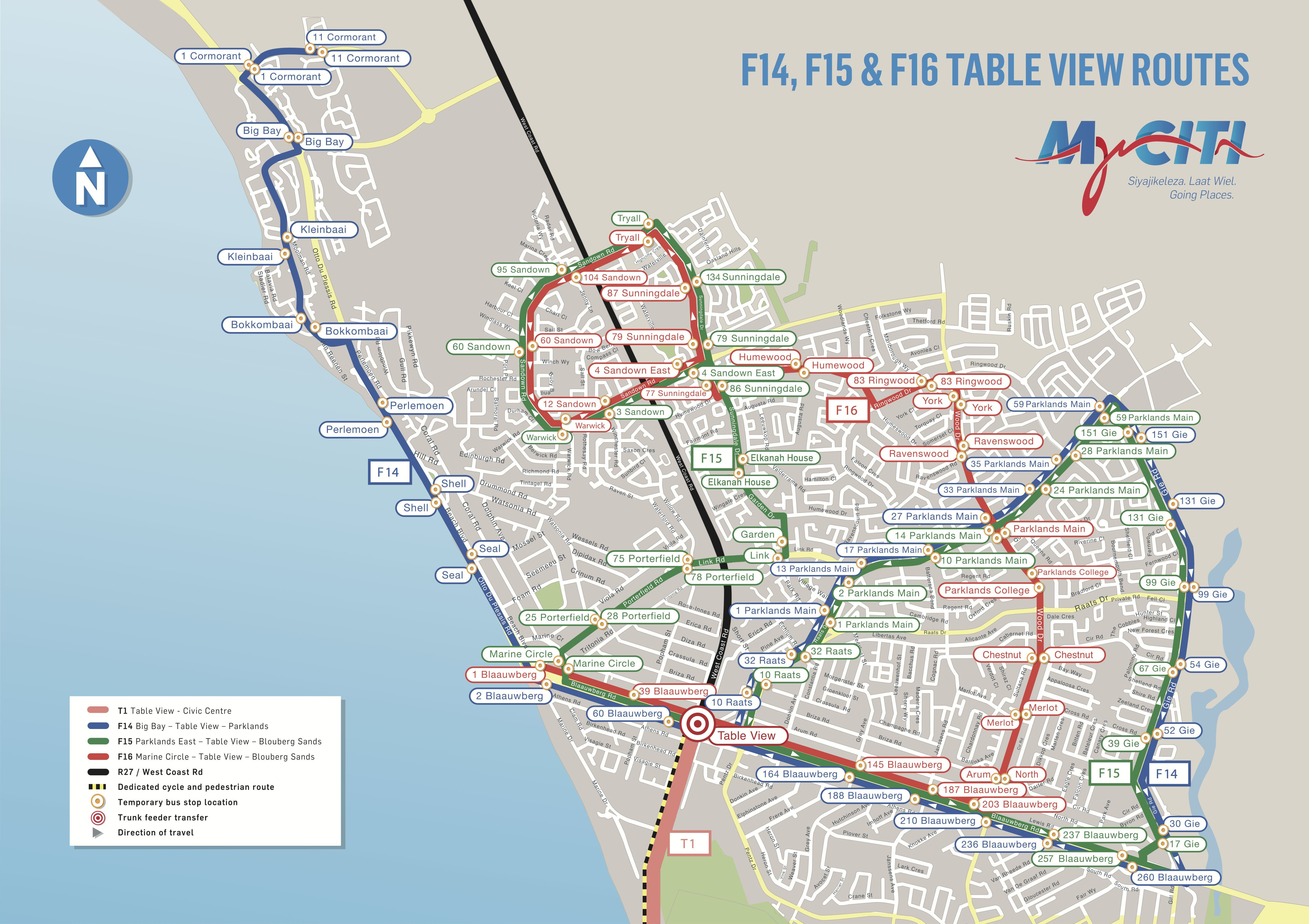 Table View Map 2012
