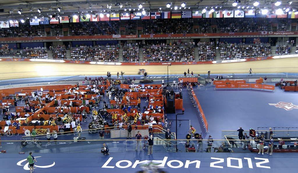 The VeloPark. Source: The Puzzler/ flickr