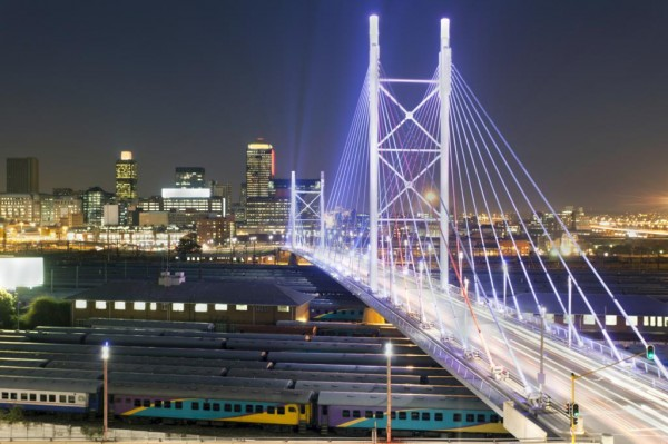 Its Nelson Mandela Bridge