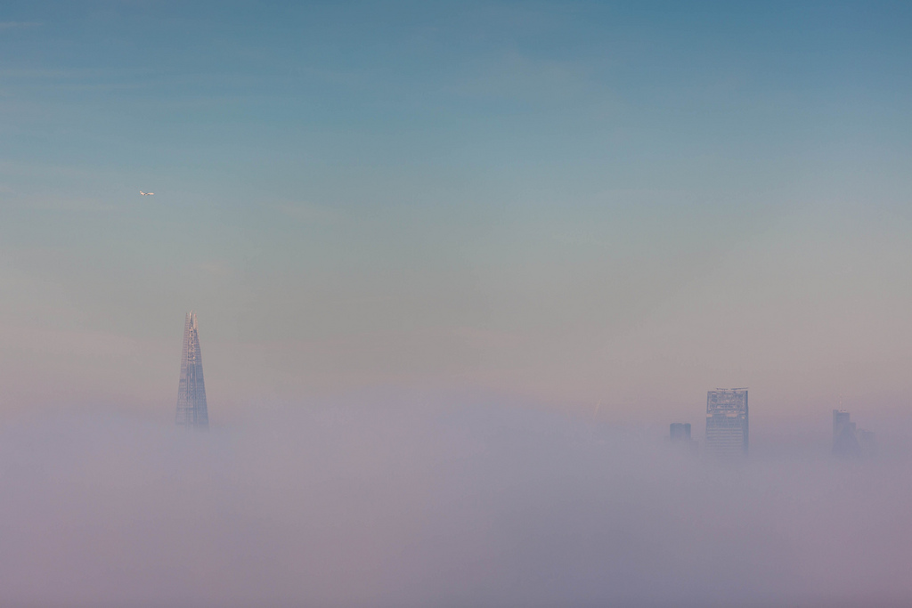 London Fog by Duncan WJ Palmer/ Flickr