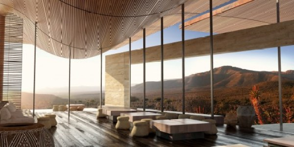 Karoo Wilderness Centre Image: fieldarchitecture.com