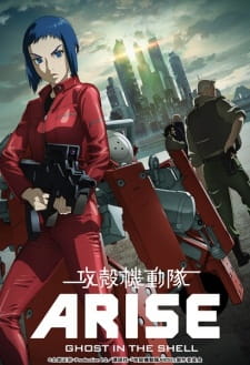 Ghost in the Shell Arise Movie 2 Sub Indo