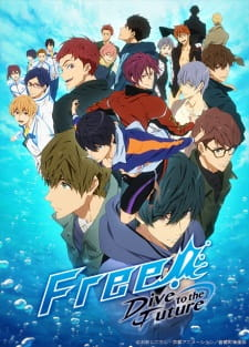 Free! Dive to the Future Batch Sub Indo BD