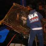 Edgar Hansen setting gear early on before Deadliest Catch