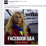 Mandy Hansen Facebook Q&A Live