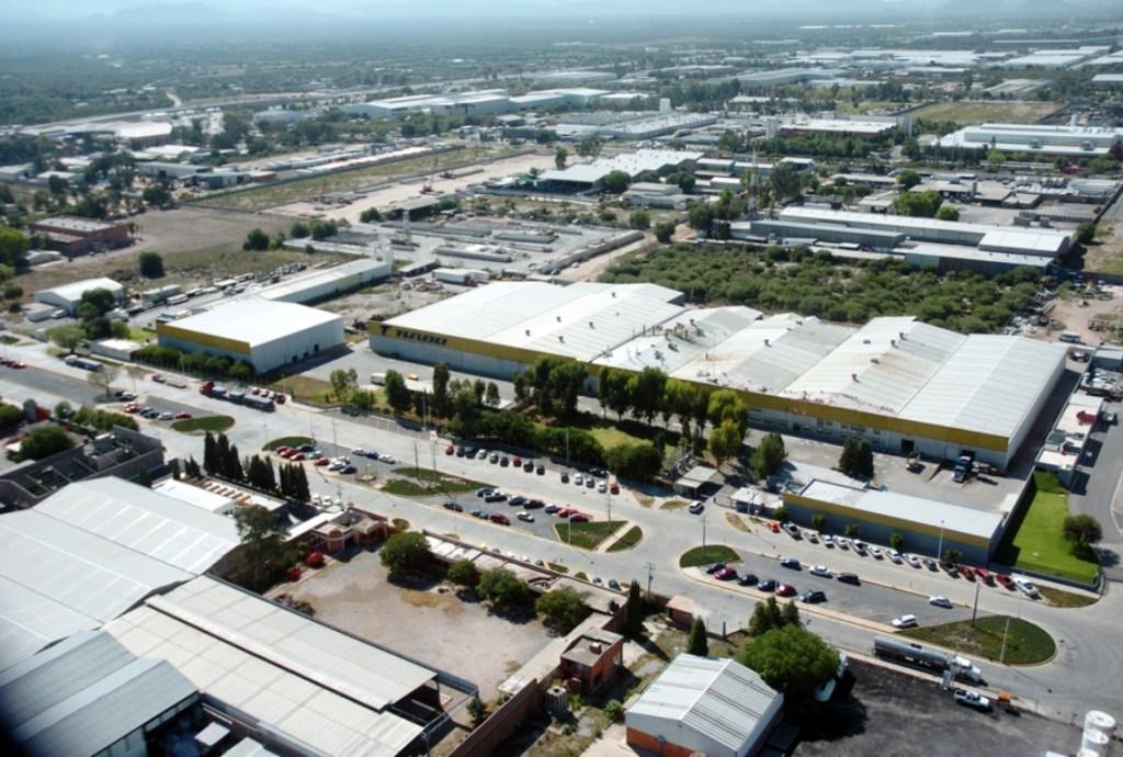 Control de acceso automático para zonas industriales