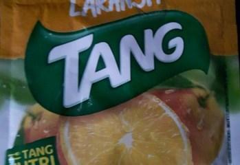 Refresco em Pó de Laranja Tang