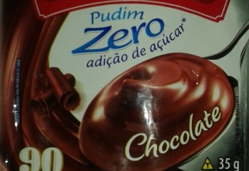 Pudim de Chocolate Zero Royal2