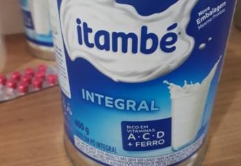 Leite em Pó Integral Itambé