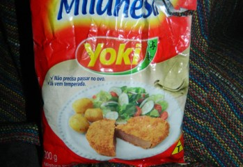 Mistura para Empanar Milaneza Yoki
